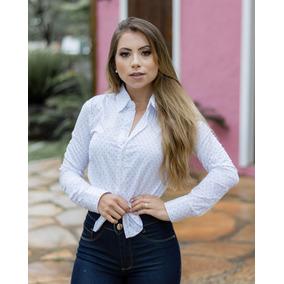 691a2d6cf8 Kit 2 Camisas Blusas Estampadas Feminina Pronta Entrega 2019. 6 cores