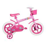 Bicicleta Jack Aro 12 Verden Infantil Menina