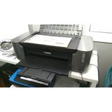 Impressora Fotográfica Canon Pixma Pro-100 + Tintas + Cartuc