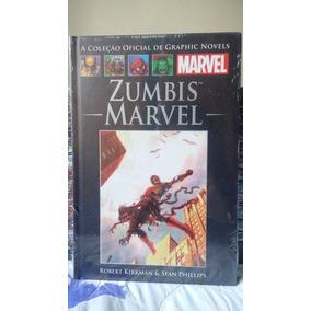 Coleção Graphic Novels Marvel Salvat Zumbis Marvel 49