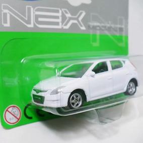 Miniatura Hyundai I30 Nex Models - Welly 1/60 - White 2010