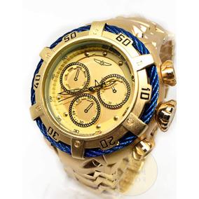 d89cf163aee Relogio Masculino Dourado Luxo - Relógio Masculino no Mercado Livre ...