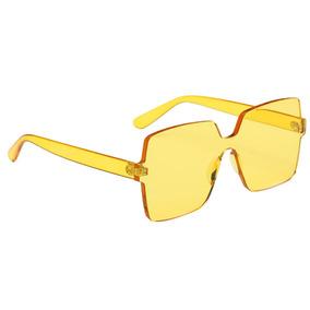 ef1336777c Gafas De Sol Sin Montura Mujeres Hombres Retro Marca Gafas