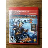 Uncharted 2 Goty Playstation 3 Ps3 Gran Estado !!