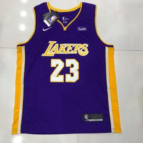 Camisa Regata La Lakers Masculina Lebron James 23 - Oferta f1ae3928a3f