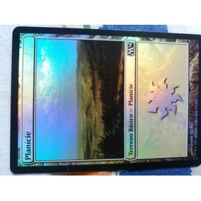 Frete Grátis! Planície Foil! Carta Magic.