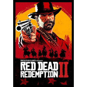 Poster Red Dead Redemption Ii
