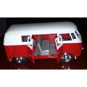 Carrinho 62 Volkswagen Classical Bus