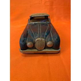 Brinquedo Lata Carro Karmann Ghia Anos 50 Coleção Antigo