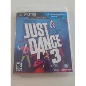 Just Dance 3 Ps3 Midia Fisica