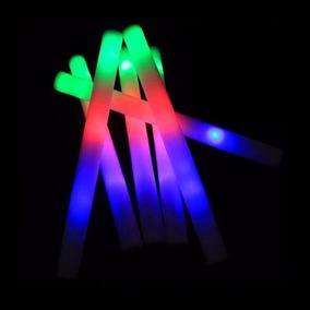 Rompecoco Luminoso Barras Goma Espuma Led Multicolor X 1u