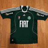 0a963e30aa Camisa Palmeiras Adidas 12 Anos Infantil - Camisas de Times ...