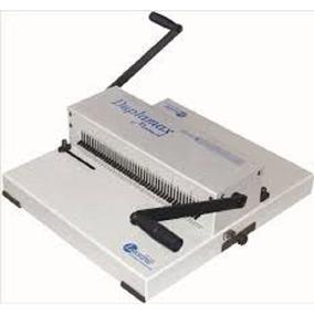 Encadernadora Duplo Anel (wire-o) Duplamax Lassane 3x1 E 2x1