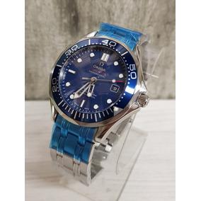 Reloj Omega Seamaster Acero Azul 40mm