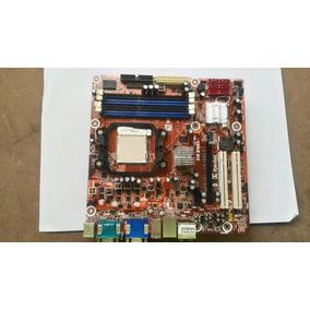 Kit Placa Mãe Amd Itautec+processador Phenom Ii-sem Espelho