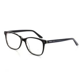 4379f3a379271 Óculos De Grau Feminino Cannes 1-89 T 53 C 05 Clássico Preto