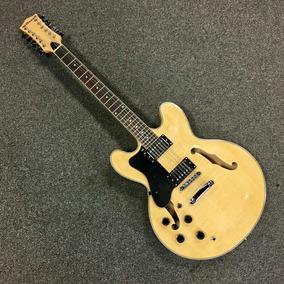 Guitarra Electrica, Semi Hollow, Zurda, Starfire