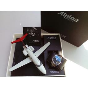 Alpina Geneve, Modelo Startimer Pilot. Edicion Limitada