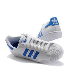7a9e380c5da Adidas Star Feminino Tamanho 34 - Tênis 34 Azul no Mercado Livre Brasil