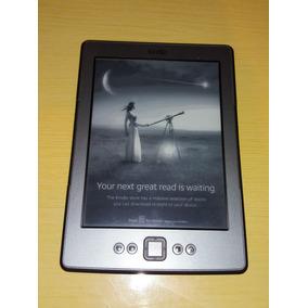 Kindle 4 Geração - Leitor Digital Ebooks Amazon - Wi-fi 2gb