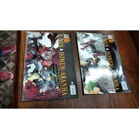 X-men & Homem Aranha Panini Cosmics Vol 1 E 2