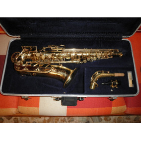 Saxofon Alto Conn Mexicano en Estado De México, Usado en