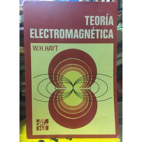 libro de teoria electromagnetica de hayt