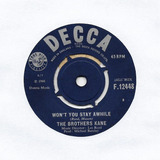 The Brothers Kane-cp.simples Decca F.12448-1966-inglaterra 6395731c3f