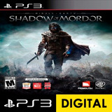Middle-earth: Shadow Of Mordor Legion Edition Ps3 .