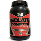 Isolate Monster Whey Isolado Zero Lactose (900g) - 3vs