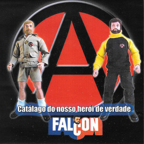 Falcon Estrela, Tudo Sobre Nosso Herói De Verdade