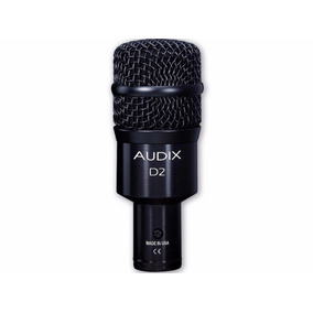 Microfone P/ Bateria Audix D2. Usa