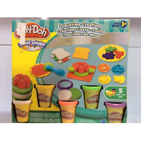 Play-doh Hora Do Lanche A7659