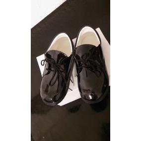 e8ecee1e Zapatos Para Bautismo Varon Charol - Ropa y Accesorios, Usado en ...