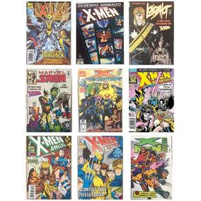 Lote Revistas X-men - Anos 90 (envio Incluído) Escolha 1