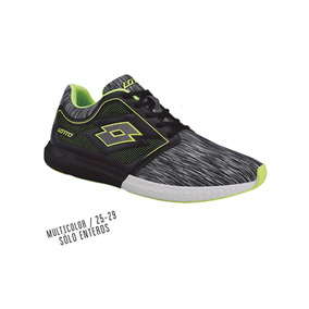 Tenis Caballero Lotto Multicolor Memory Foam