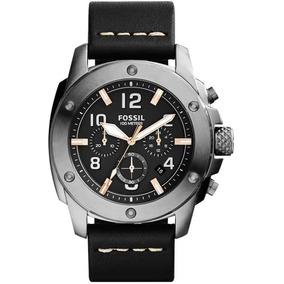 8f1aead9647 Relógio Fossil Cronógrafo Fs 4585 Fs4585 De Luxo Masculino ...