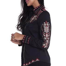 Camisa Tassa Gold Feminina Peto  Bordado 4065.1 d2fda945be5d1