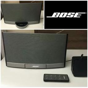 Sistema De Áudio Bose Sounddock Portable Otimo Para Viagens