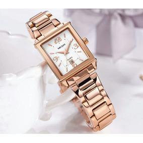 f066392dc7d Pulseira De Marfim Luxo Feminino Euro - Relógios De Pulso no Mercado ...
