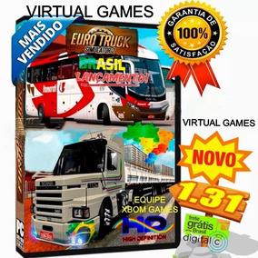 Euro Truck Simulator 2 Brasil 2018 Jogo Original Pc Steam