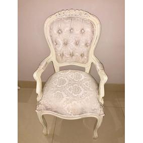 Cadeira Vitoriana (usada, Em Ótmo Estado)