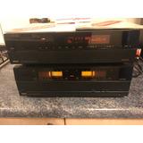 Power Y Pre Amplificador Rca Dimensia Impecables.