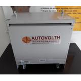 Autotransformador Trifasico De 15kva 220vp/380v+n
