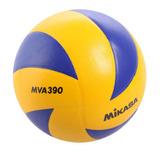 Balón Voleibol Mikasa Mva390 Cuero Sintético Laminada-2082