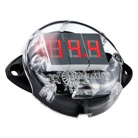 Voltimetro Digital Taramps Vtr 1000 Alerta De Bajo Voltaje