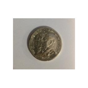 Moeda Antiga 500 Réis 1822 - Brasil