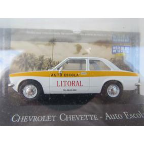 Miniatura Chevrolet Chevette Col Veículos De Serviço E1/43