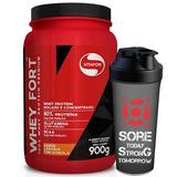 Whey Fort 900 G + Shaker - Vitafor