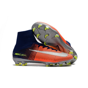 Chuteira Nike Mercurial Superfly V Ag Profissional - Chuteiras ... 6ddb2774bcaaa
